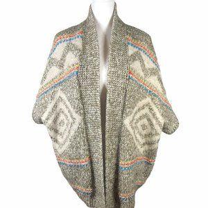 American Eagle M Cardigan Chunky Oversized Sweater